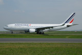 AIRFRANCE Airbus A330-200 F-GZCG new colours
