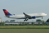 Delta Airbus A330-200 N853NW