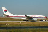 China Eastern   Airbus A330-200   B-6121
