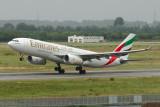 Emirates  Airbus A330-200  A6-EKW