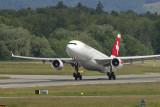 Swiss  Airbus A330-200  HB-IQJ