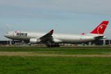 Northwest  Airbus A330-300  N816NW