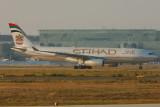 Etihad  Airbus  A330-200  A6-EYK