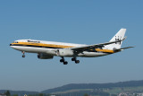 Monarch  Airbus A330-200 G-SMAN old colours