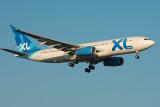 XL France  Airbus A330-200  F-GSEU