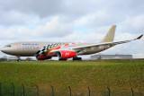 Gulf Air Airbus A330-200 A9C-KB Formula One