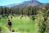 Passing Beaver Ponds