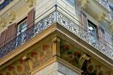 Decorated corner