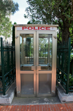 Smallest police station