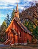 Yosemite Chapel-2