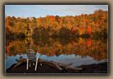 Monongahela River Reflection