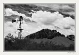 Spinning Windmill