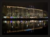 Geneva at night