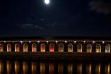 Geneva at night...