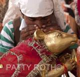 Indore Temple Scene