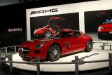 Mercedes Benz AMG SLS