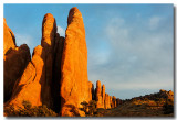 Near Sand Dune Arch