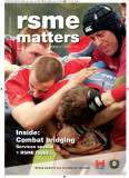- 23rd March 2010 - RSME Matters Issue 4