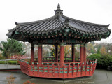 Pagoda in Taejon Park, Seattle