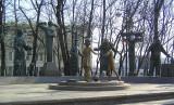 Moscow park children