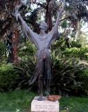 Sorrento, Italy St. Francis statue.JPG