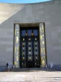 brooklyn library door1.JPG