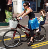 mom bike grass skirt.JPG