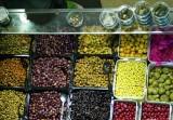 Israel Dizengoff olives pickles.JPG