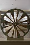 Cart Wheel 2nd Mill B.C.