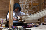 Traditional Shawl Weaving