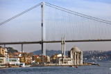 Ortakoy Pier & Bosphorus Bridge