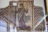 Mosaic found in Mosaic Ivan - Bishapur