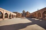 Sheykh safi Tomb  Compound outside
