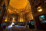 Sheykh safi Tomb  Compound inside