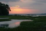 May River Marsh Vignette