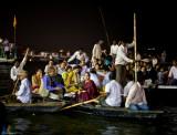Ganga WaterTaxis During The Festival Dev Deepavali