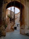 Ancient Walls  of  Rajashtan