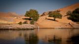 Banks of the Nile at Aswan