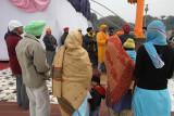 New Delhi, at Gurudwara Bangla Sahib