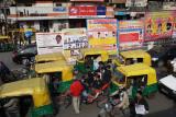 New Delhi, view from Gurudwara Sisganj