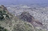 Ta'izz's general view