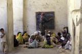 Girl's Koran school, Al-ashrafiya Mosque, Ta'izz