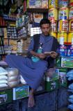 Working hard, Sa'na
