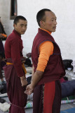 Devotees at Jokhang
