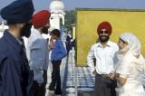 New Delhi, Sikh Temple