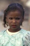 Wadi Hadhramawt, young girl