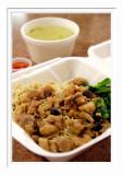 Chicken Mushroom Noodle