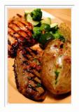 BBQ Chicken & Steak