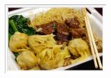 Wonton Beef Noodle