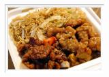 Beef & Chicken Combo